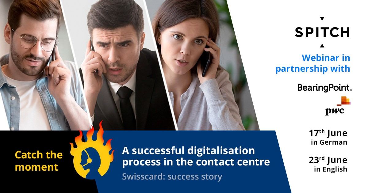 Webinar: A successful digitalisation process in the contact centre