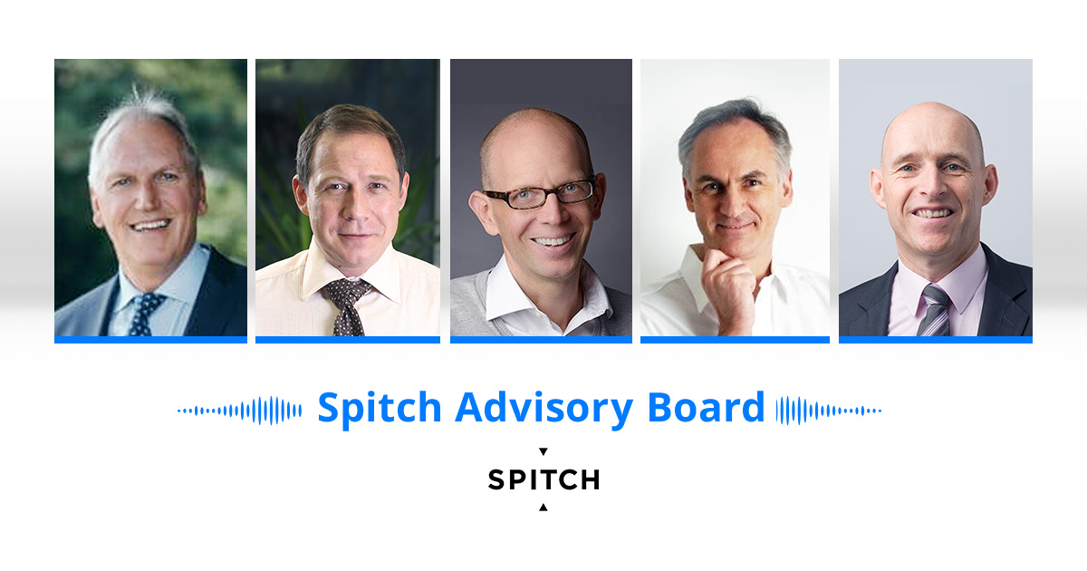 Spitch Completes Appointment of Advisory Board Members