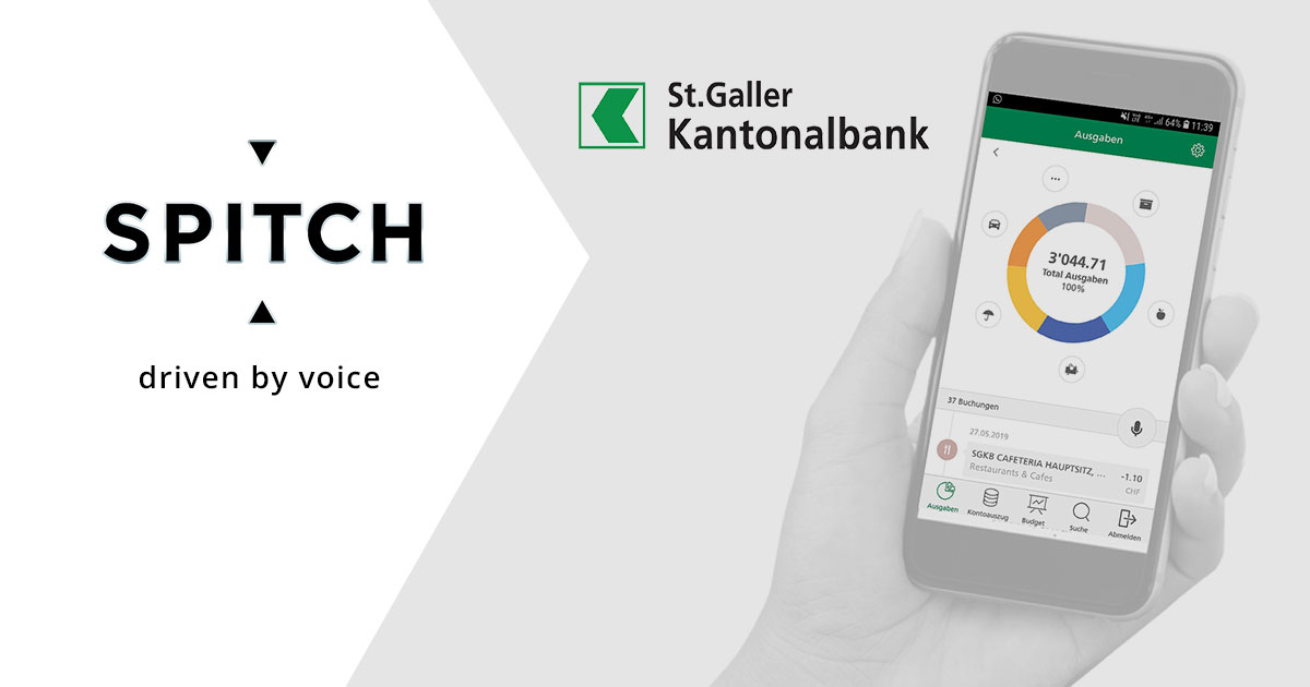 Setting Course towards the Digital Future — St.Galler Kantonalbank (SGKB) Relies on Spitch Language Technology
