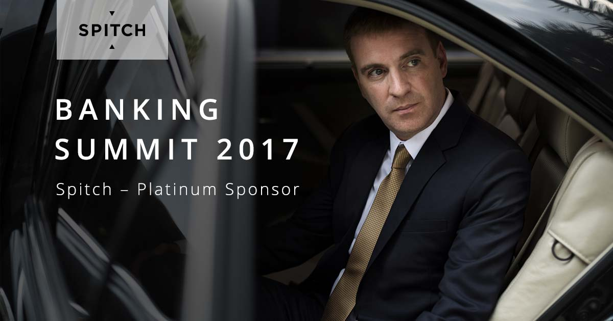 Meet Spitch at BANKING SUMMIT 2017 in Saint-Vincent