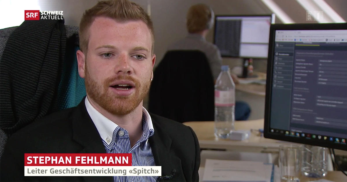 SRF channel airs a story about the distinctions of Swiss German speech recognition