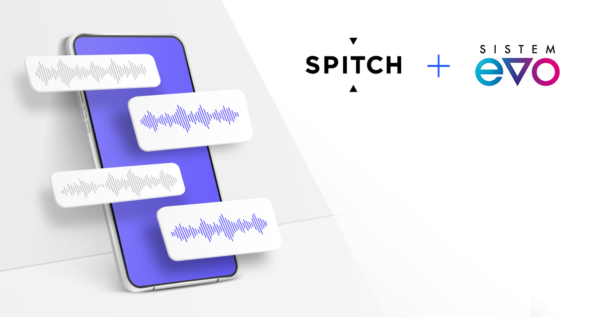 Spitch Voice Technologies for IVO, DAb Distributori Virtual Bot Created by Sistem-Evo