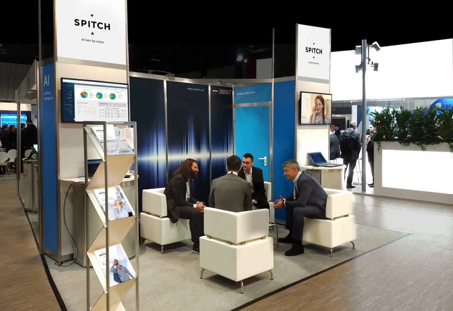 The Success of Spitch Solutions at CCW2018