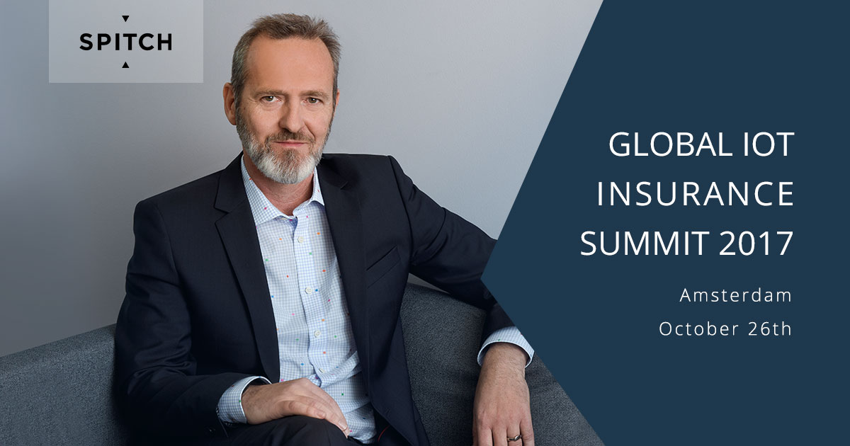 First Speech in Amsterdam: Spitch Solutions at Global IoT Insurance Summit