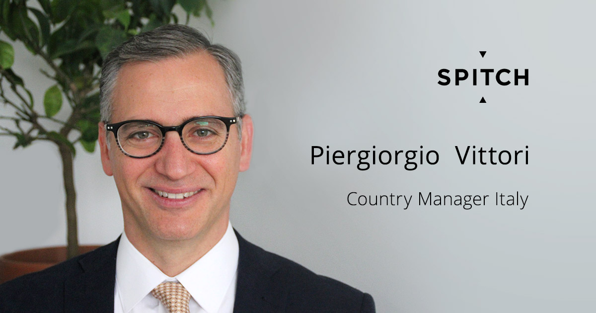Piergiorgio Vittori has been appointed Country Manager Italy.jpg